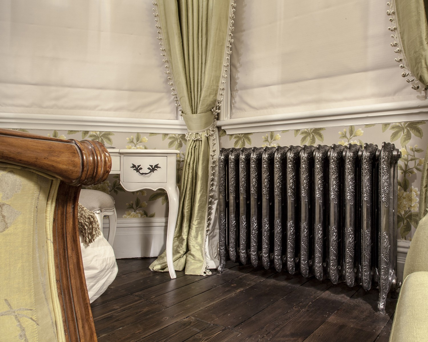 Cast Iron Radiator Inspiration - Castrads